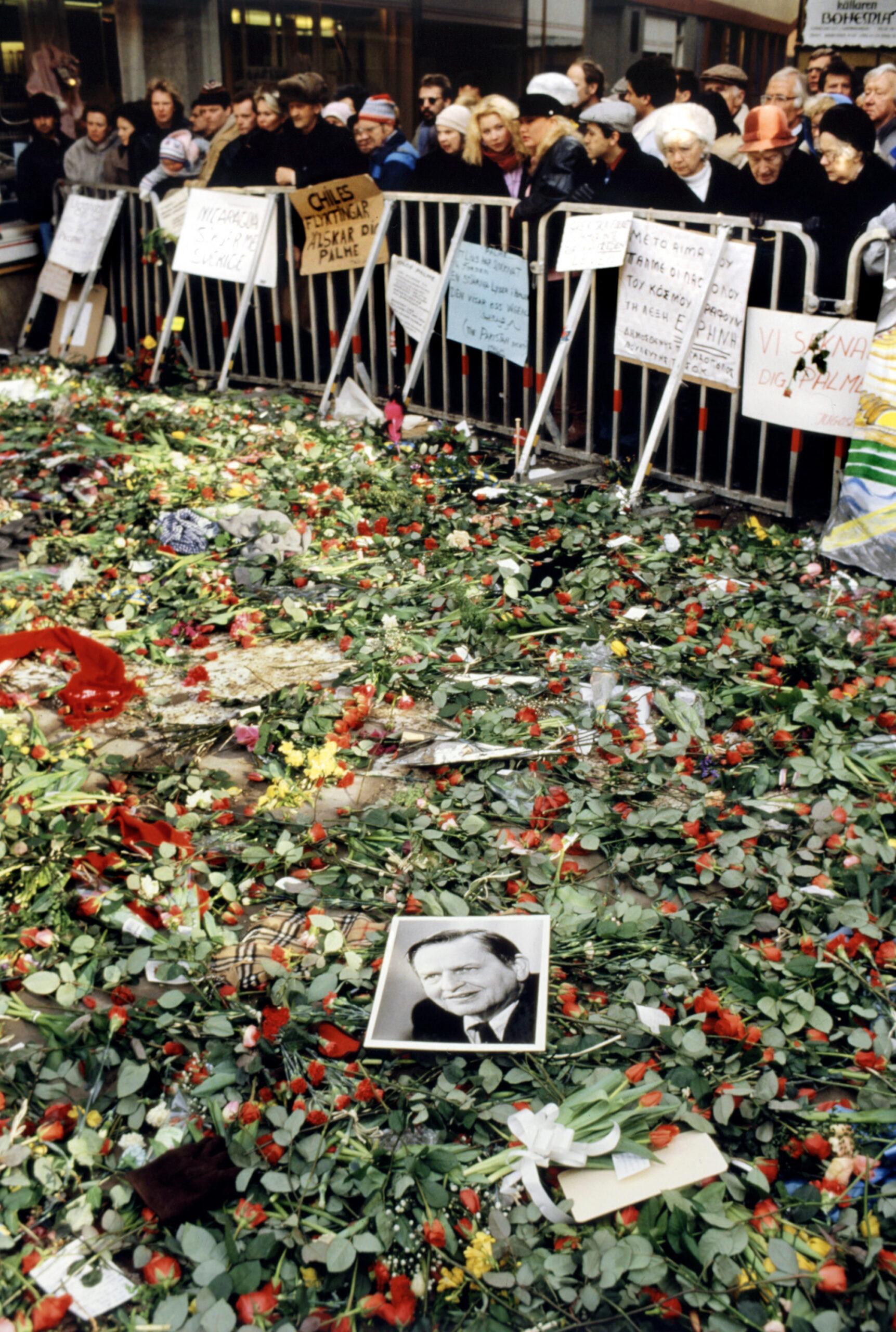 28. februar 1986: Mordet på Olof Palme / Dags dato